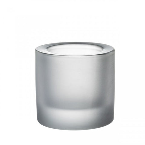 Iittala Kivi Matt Frosted Votive 6cm (Unboxed)