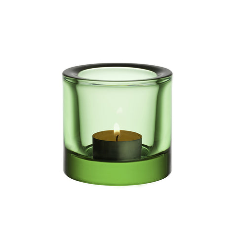 Iittala Kivi Apple Green Votive 6cm (Unboxed)