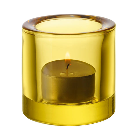 Iittala Kivi Lemon Votive 6cm (Unboxed)