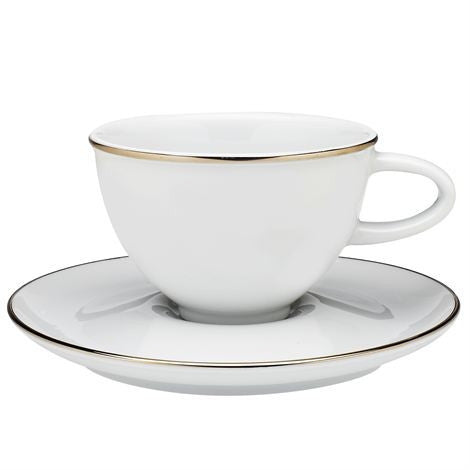 Rorstrand Corona Coffee Cup and Saucer 0.15L