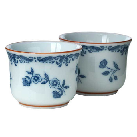 Rorstrand Ostindia Egg Cup (Pair)