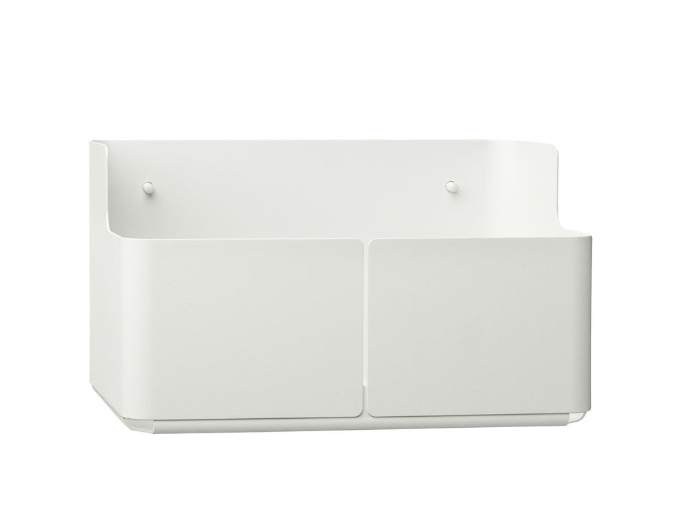 Iittala Aitio White Wall Box 18cm by 16cm