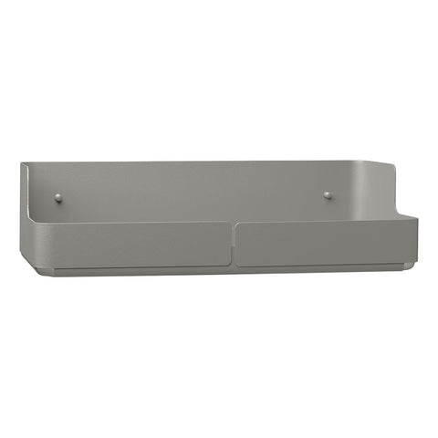Iittala Aitio Grey Wall Box 36cm by 16cm by 8cm
