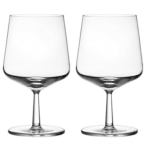 Iittala Essence Beer Glass 0.48L (Pair)