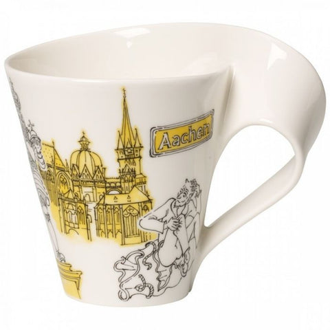Villeroy and Boch NewWave Cities Aachen Mug 0.30L
