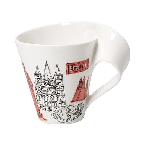 Villeroy and Boch NewWave Cities Bonn Mug 0.30L