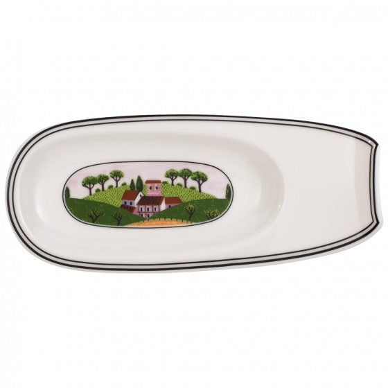 Villeroy and Boch Design Naif Sweet Dish 19cm by 8cm