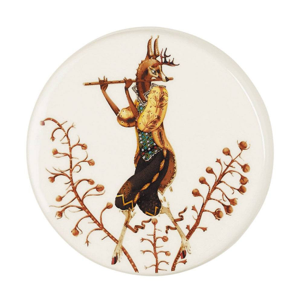 Iittala Tanssi Deer Decorative Plate 12cm