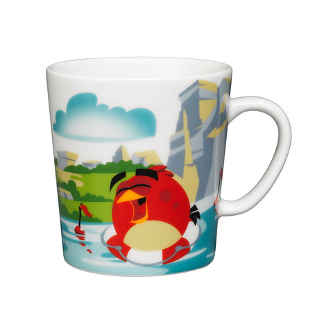 Iittala Angry Birds Red And Terrence Mug 0.30L