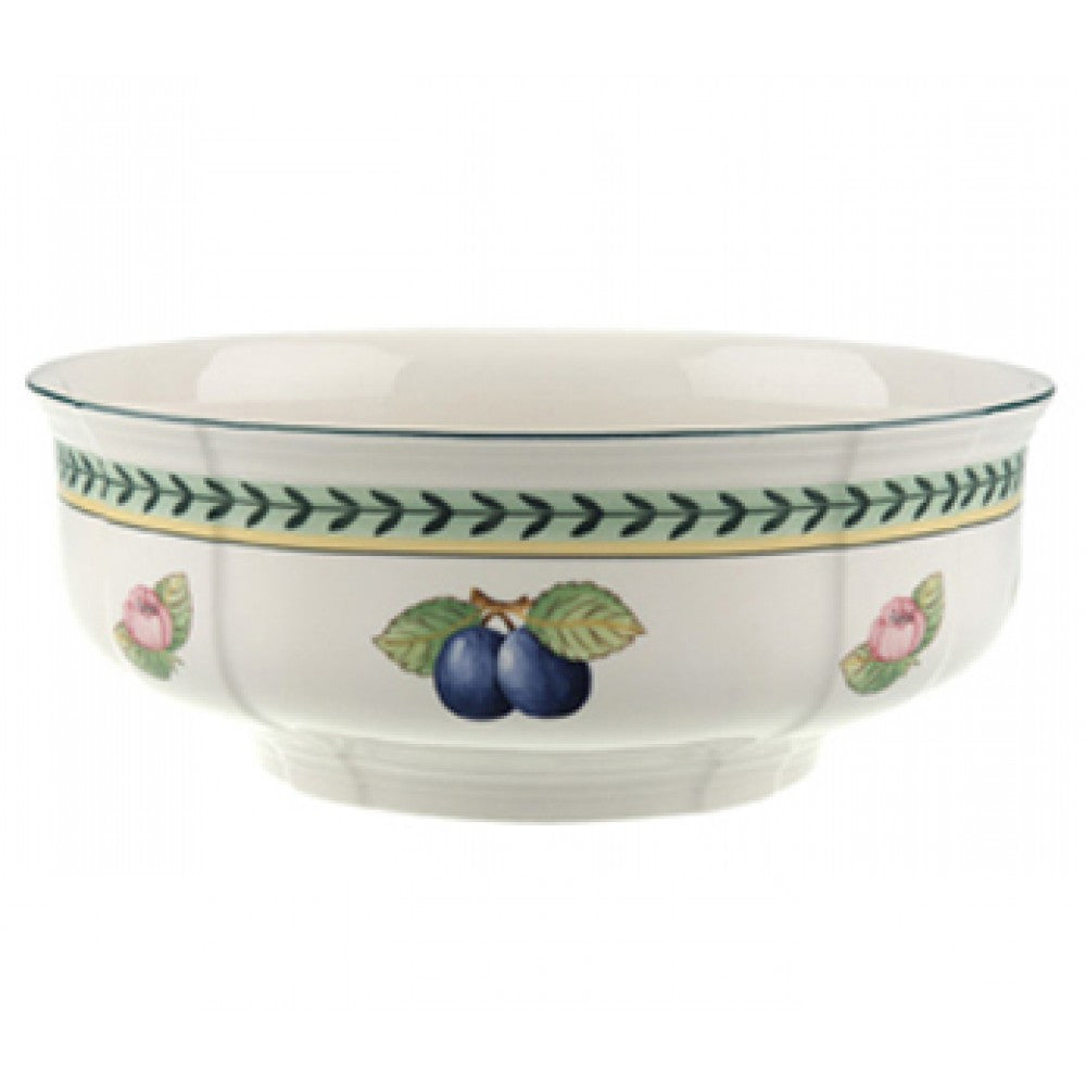 Villeroy and Boch French Garden Salad Bowl 25cm