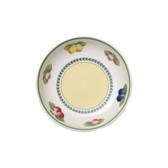 Villeroy and Boch French Garden Fleurence Flat Bowl
