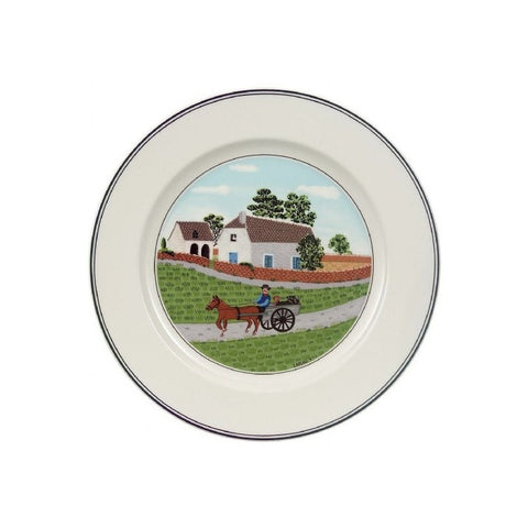 Villeroy and Boch Design Naif Farmer Salad Plate 21cm