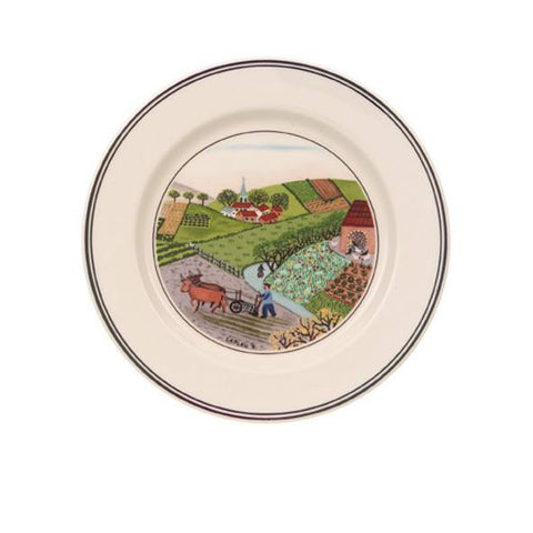 Villeroy and Boch Design Naif Cultivation Tea Plate 17cm
