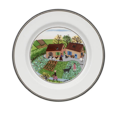 Villeroy and Boch Design Naif Farm Tea Plate 17cm
