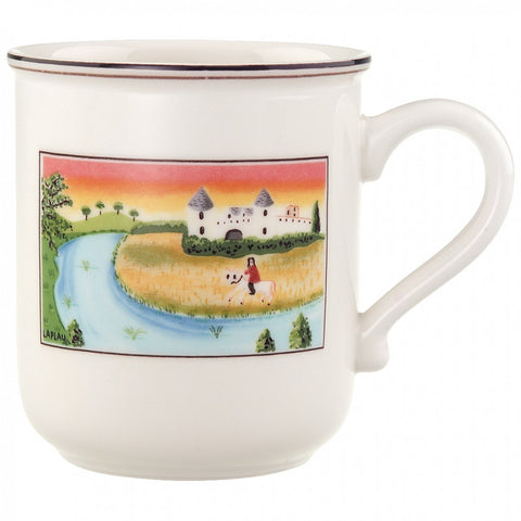Villeroy and Boch Design Naif Castle Mug 0.30L