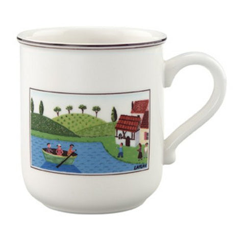 Villeroy and Boch Design Naif Boat Mug 0.30L