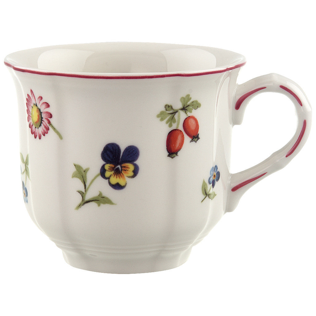 Villeroy and Boch Petite Fleur Coffee Cup 0.20L (Cup Only)