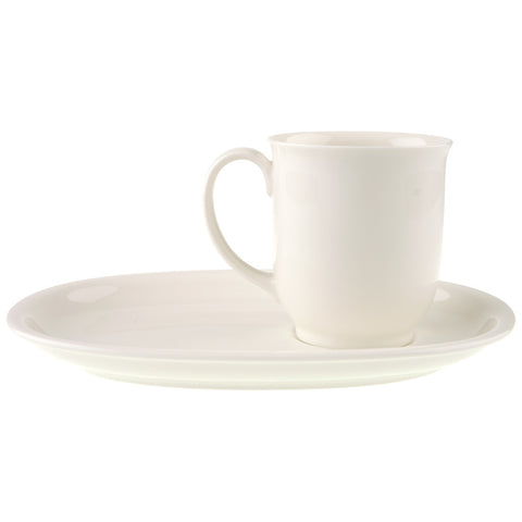 Villeroy and Boch Home Elements Mug and Saucer Set