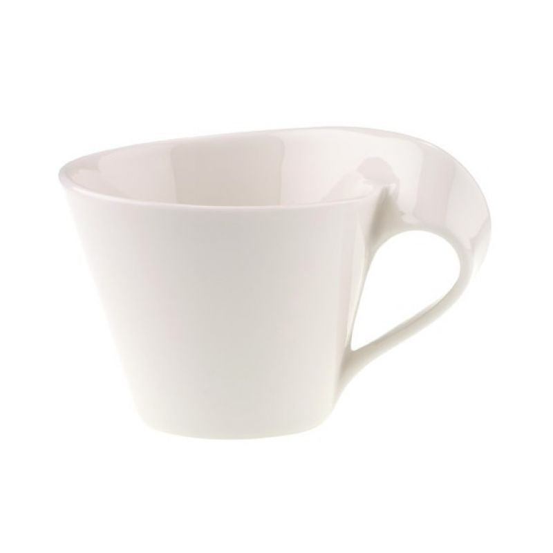 Villeroy and Boch NewWave White Coffee Cup  0.25L (Cup Only)