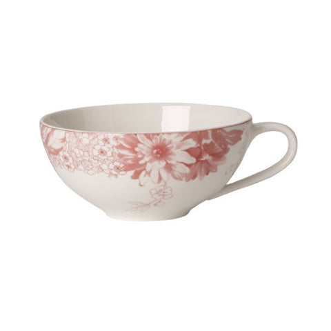 Villeroy and Boch Floreana Red Teacup 0.23L (Teacup Only)
