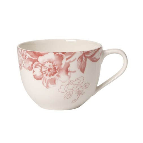 Villeroy and Boch Floreana Red Coffee Cup 0.23L (Coffee Cup Only)