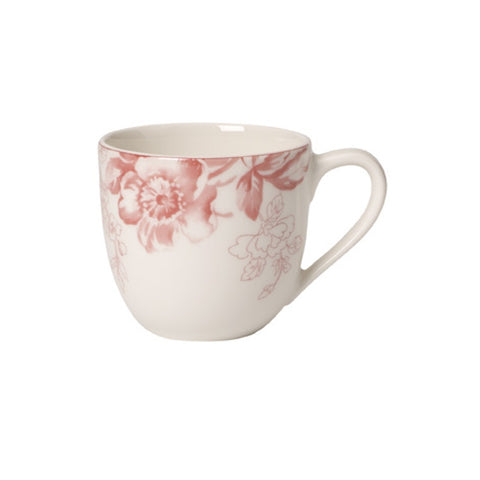 Villeroy and Boch Floreana Red Espresso Cup 0.1L (Espresso Cup Only)