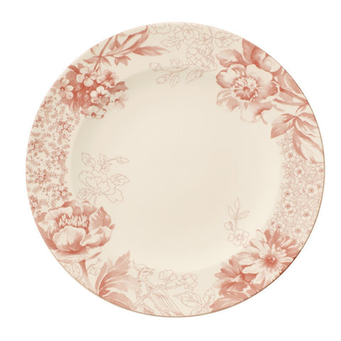 Villeroy and Boch Floreana Red Dinner Plate 27cm