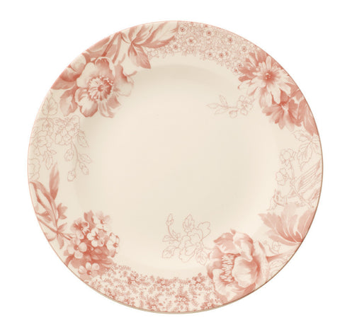 Villeroy and Boch Floreana Red Salad Plate 23cm