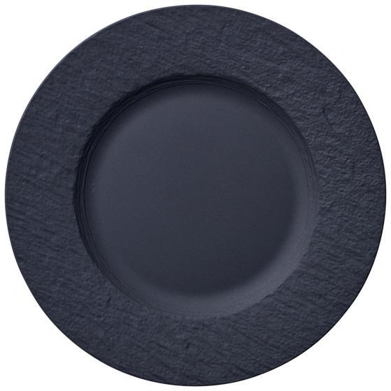 Villeroy and Boch Manufacture Rock Breakfast Plate