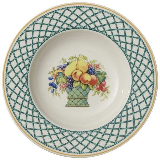 Villeroy and Boch Basket Garden Soup Plate