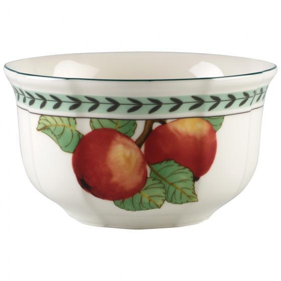 Villeroy and Boch French Garden Modern Fruits Apple Bowl 14 by 14 by 8CM