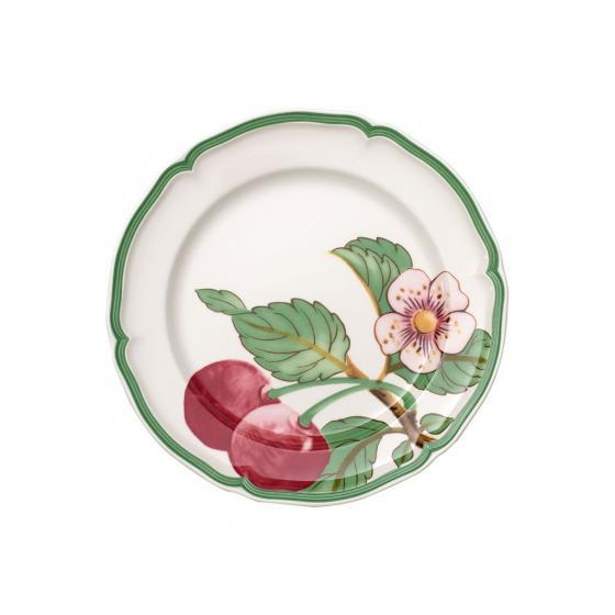 Villeroy and Boch French Garden Modern Fruits Cherry Dinner Plate 26CM