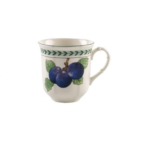 Villeroy and Boch French Garden Modern Fruits Jumbo Mug Plum