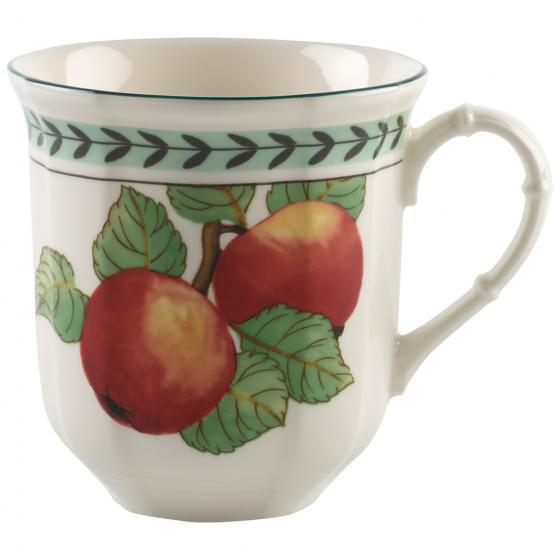 Villeroy and Boch French Garden Modern Fruits Apple Jumbo Mug