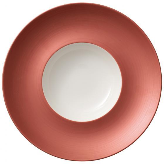 Villeroy and Boch Manufacture Glow Deep Plate, 29 Cm