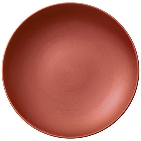 Villeroy and Boch Manufacture Glow Flat Bowl, 23 Cm