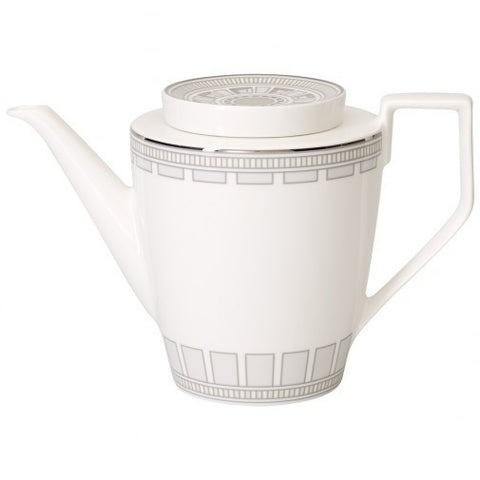 Villeroy and Boch La Classica Contura Coffeepot for 6. 1.20L
