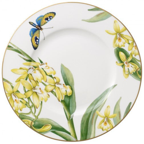 Villeroy and Boch Amazonia Anmut Salad Plate 22cm