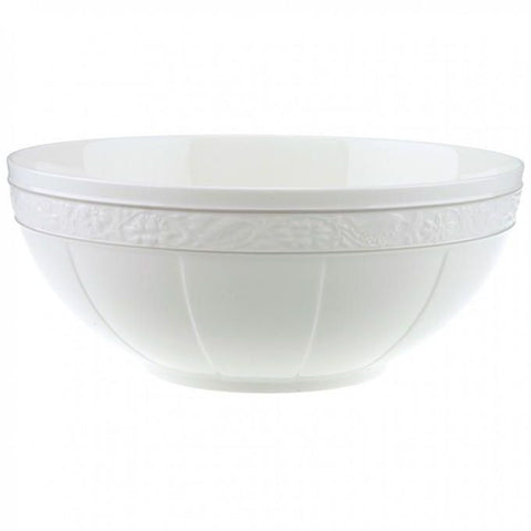 Villeroy and Boch Grey Pearl Salad Bowl 24cm