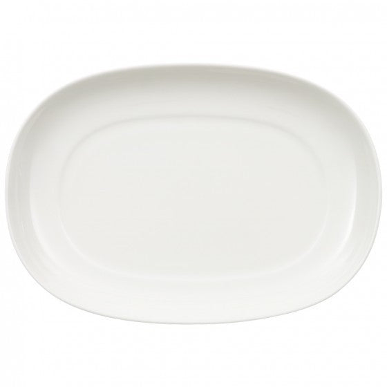 Villeroy and Boch Royal White Pickle DIsh 20cm