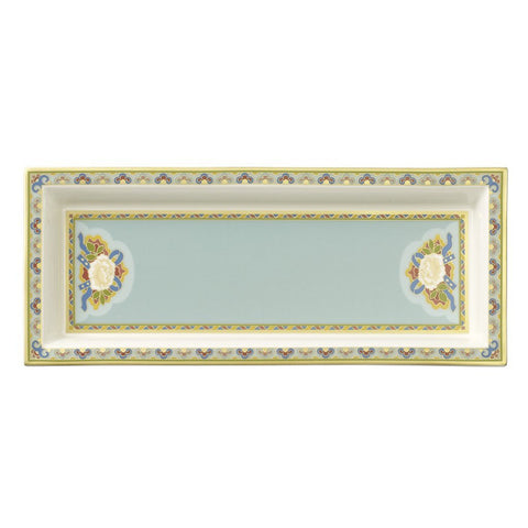 Villeroy and Boch Samarkand Aquamarine Bowl 25cm by 10cm
