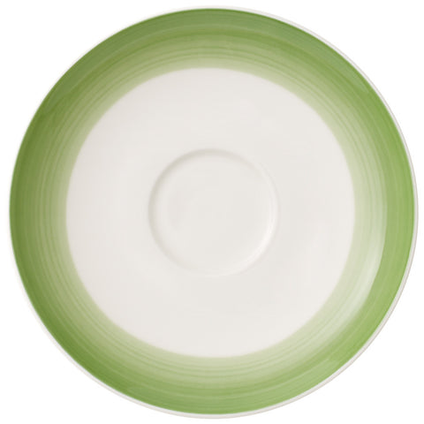 Villeroy and Boch Colourful Life Green Apple Coffee Cup Saucer 14cm (Saucer Only)