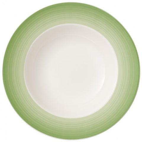 Villeroy and Boch Colourful Life Green Apple Deep Plate 25cm