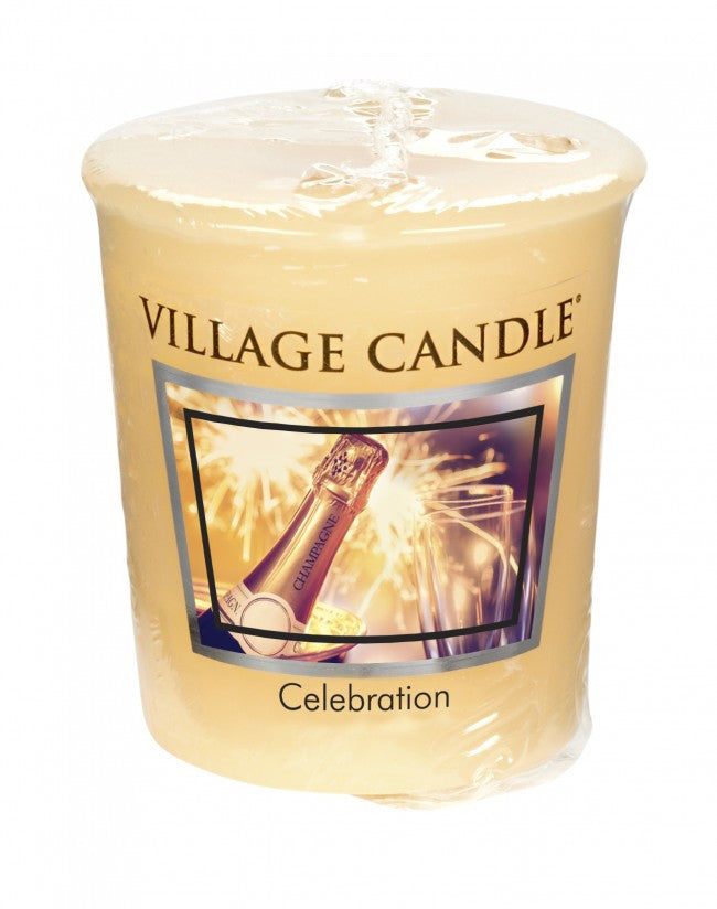 Village Candles Celebration Votive