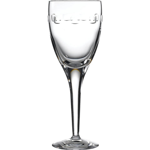 Waterford Crystal John Rocha Geo White Wine Glass 20.5cm (Pair)