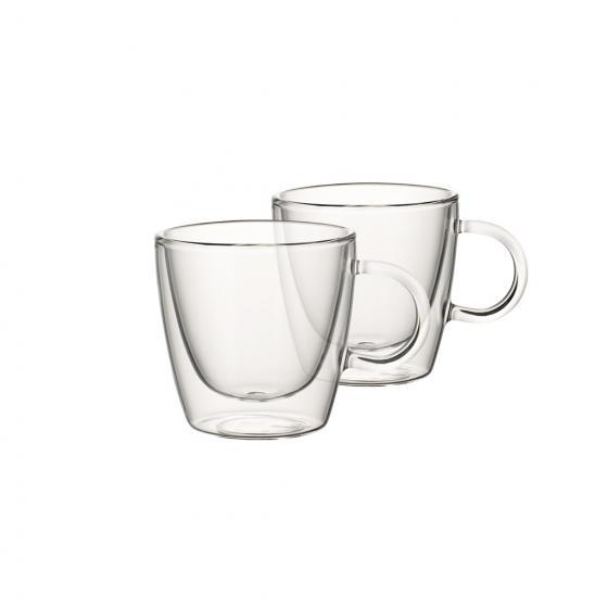 Villeroy and Boch Artesano Hot And Cold Beverages Cup 80Mm (Set Of 2)