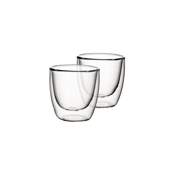 Villeroy and Boch Artesano Hot And Cold Beverages Tumbler 68Mm (Set Of 2)
