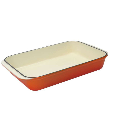 Chasseur Flame Roasting Dish 32.5cm by 21.5cm