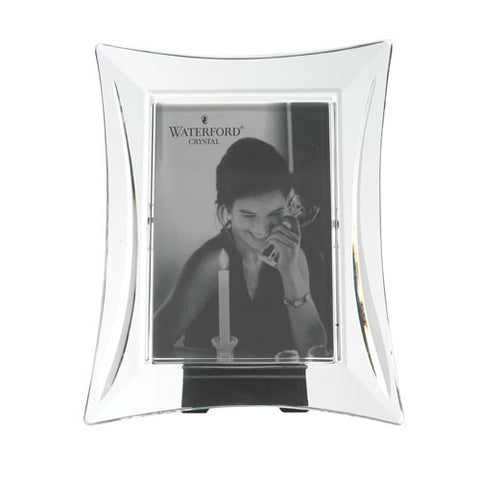 Waterford Crystal Siren Photo Photo Frame 6 inch by 4 inch