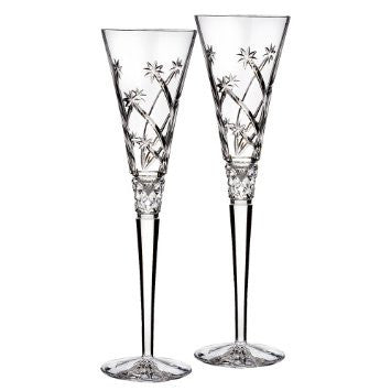 Waterford Crystal Occasions Believe Champagne Flute 28cm